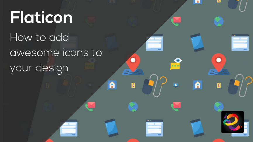 How to add awesome icons to your design
