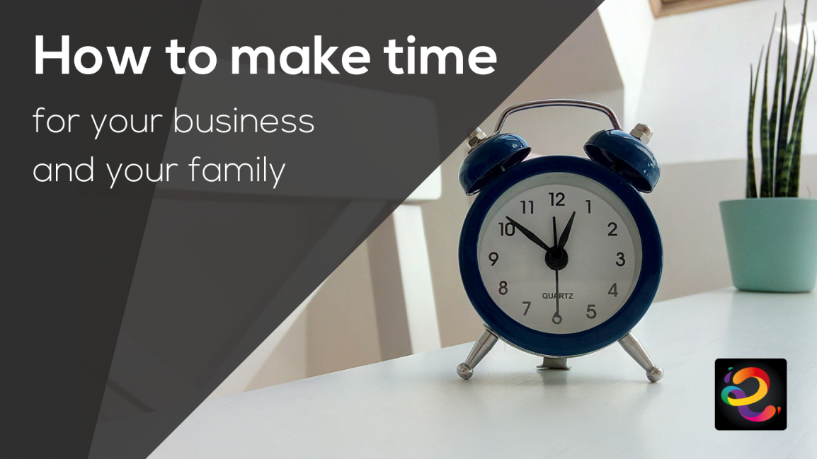 time management for home and work