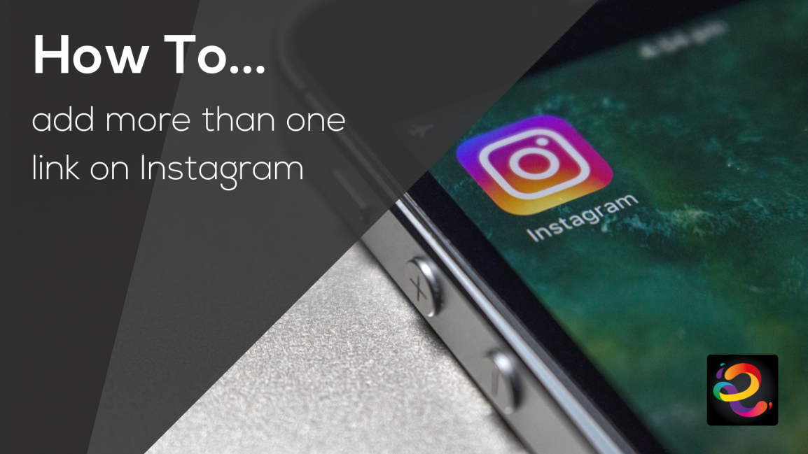 how to add more than one link on instagram