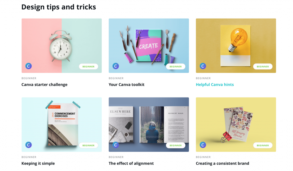 Canva Design Tips and Tricks